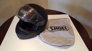 Shoei RFSR motorcycle helmet, size medium, very little use and in great shape, matte black, 285.00 or best offer for Sale in Jacksonville, FL