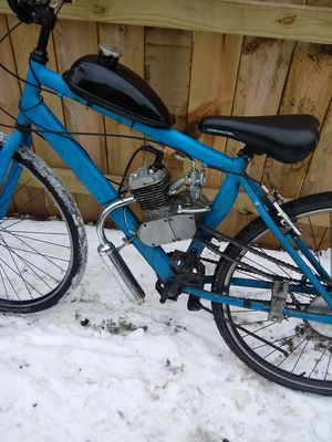 Brand new 80cc motorized bike for Sale in Cleveland, OH