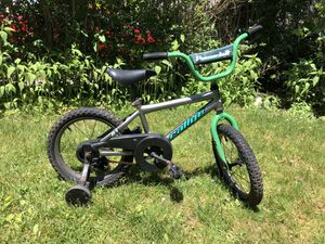 Rallye 16in Kids bike $10 for Sale in Garden City, NY