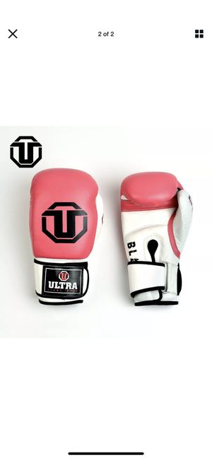 Woman's 12oz Gel Boxing Gloves for Sale in Virginia Gardens, FL