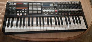 Akai MPK 49 Midi Controller Keyboard for Sale in Atlanta, GA