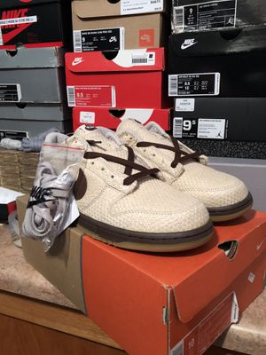 NIKE SB DUNK HEMP BROWN Sz 10 DS for Sale in Chicago, IL