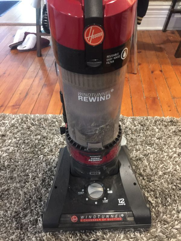 Hoover Vacuum - Works perfect