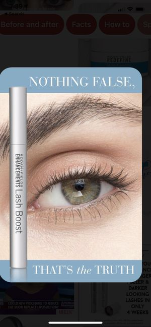Rodan and Fields Lash Boost for Sale in Los Angeles, CA
