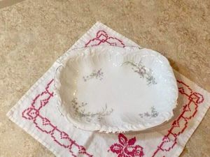Shabby Chic Porcelain Bowl for Sale in Herndon, VA