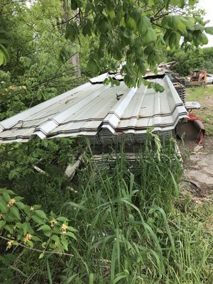 Pole Barn metal sheets for Sale in Lockport, IL