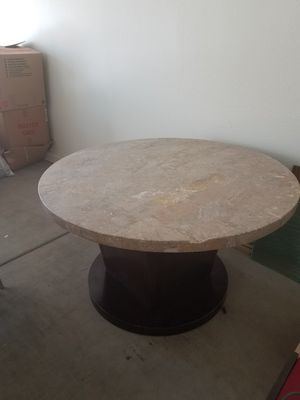 Large Stone Table for Sale in Laveen Village, AZ