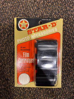 Vintage Star-D 35 mm Film Cartridges-Set of 4...NEW! for Sale in Scottsdale, AZ
