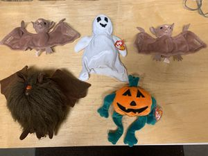 Halloween Beanie Babies for Sale in Snohomish, WA