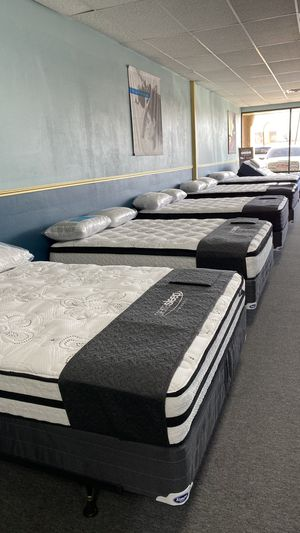 New Mattress All Sizes TWIN Full Queen King Memory Foam Cooling Gel and Pillowtops Q for Sale in Irving, TX