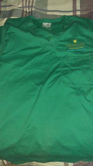Rasmussen college School of Nursing men's scrubs. for Sale in Tampa, FL