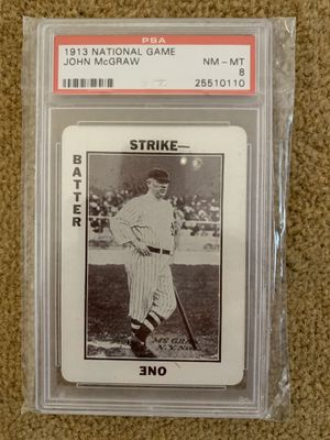 PSA Graded Vintage Baseball Card for Sale in Hayward, CA