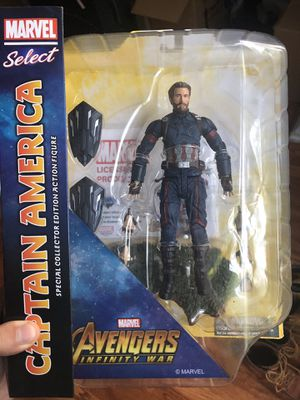 Captain America toy for Sale in Fairfax, VA