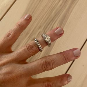 Engagement Ring and Band for Sale in Topanga, CA