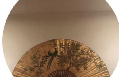 Decorative Wall Fan for Sale in Gaithersburg,  MD