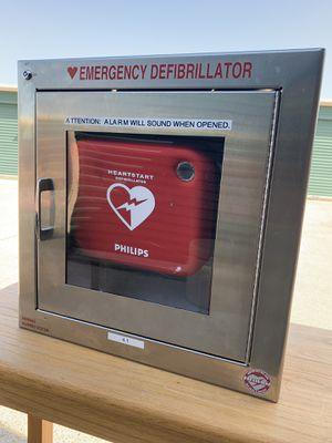 Phillips emergency heart defibrillator business package (please read description) for Sale in Lewisville, TX