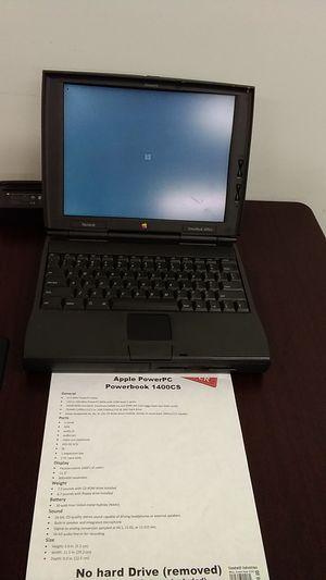 Apple Powerbook 1400cs for Sale in Gorham, ME