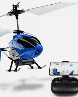Cheerwing U12S Mini RC Helicopter with Camera Remote Control Helicopter for Kids for Sale in Hazel Park,  MI