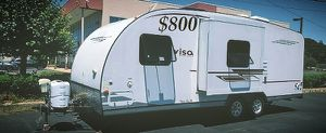 🍁$ 800 Selling my 2010 Gulf Stream VISA RVS🍁 for Sale in Des Moines, IA