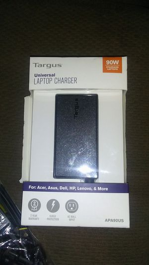 Tragus universal laptop charger for Sale in Knoxville, TN