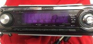 KENWOOD KDC-X591 CD PLAYER CAR STEREO Kenwood In-Dash 1-DIN CD Car Stereo Receiver with Front USB CAR STEREO RADIO DASH READ DISC MP 3. SINSTALLATIO for Sale in North Miami Beach, FL