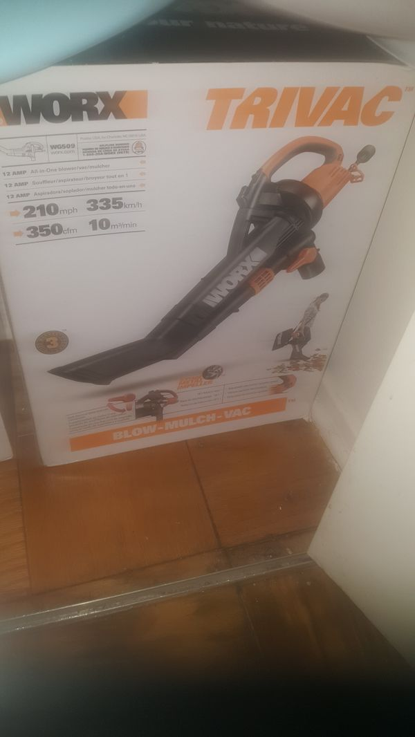 Leaf pro blower and vacuum