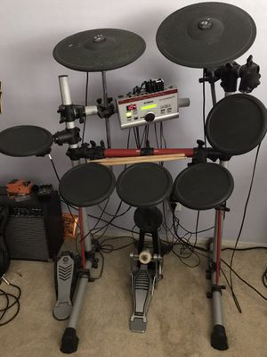 Yamaha 7-piece electric drums for Sale in Concord, CA