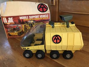 "Vintage 1972 GI Joe ""Mobile Support Vehicle"" Set with Original Box! for Sale in Long Beach, CA"