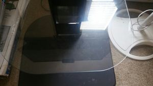 32 Inch TCL Roku TV with remote and TV stand for Sale in Indianapolis, IN