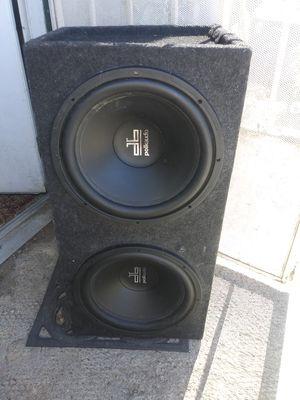 DB Polk Audio 12in for Sale in Oakley, CA