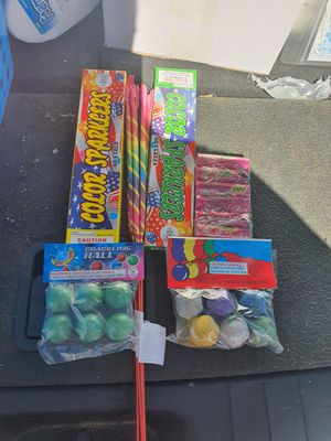 Firecrackers for Sale in Fresno, CA