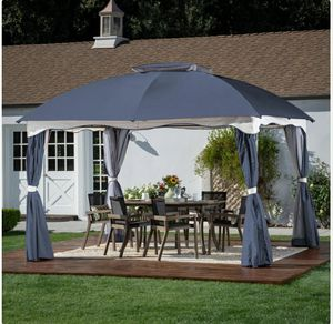 Outdoor Tent Gazebo 12 x 10 Feet for Patio for Sale in Los Angeles, CA