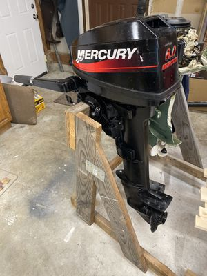 6hp mercury long shaft for Sale in Stanwood, WA