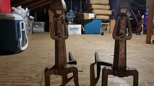 Fireplace log arms for Sale in Nashville, TN