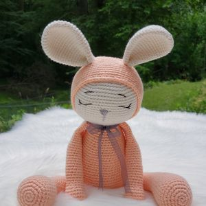 Handmade Toy - Bunny for Sale in Annandale, VA