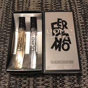 Feragamo - travel fragrance set for Sale in Arlington, VA