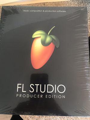 FL Studio 20 (Producer Edition) for Sale in Sacramento, CA