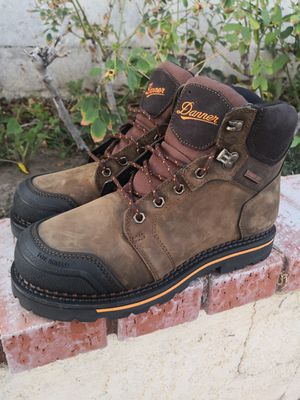 Brand new danner soft toe work boots size 9.5 for Sale in Riverside, CA