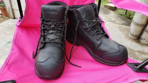 SHOES , CINTAS STEEL TOE WORK SHOES for Sale in Houston, TX