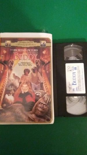 BUDDY (VHS) for Sale in Lewisville, TX