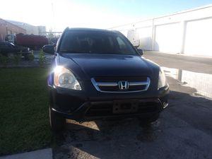 Honda crv 2002 for Sale in Deerfield Beach, FL