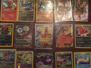 +500 Pokemon Card Collection with Charizard for Sale in Tomball, TX