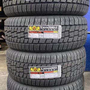 275/55R20 Four Brand New Tires ( Installation & Balancing Included ) for Sale in Rialto, CA