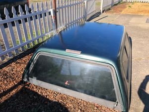 CAMPER SHELL for Sale in Hillsboro, OR