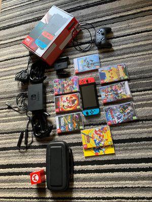 Nintendo switch v2 bundle for Sale in Atlanta, GA