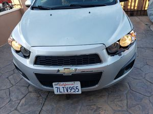 2013 Chevy Sonic LT for Sale in Richmond, CA