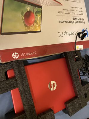 15 inch HP for Sale in Glenmont, NY