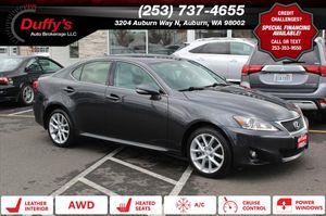 2011 Lexus Is 250 for Sale in Auburn, WA