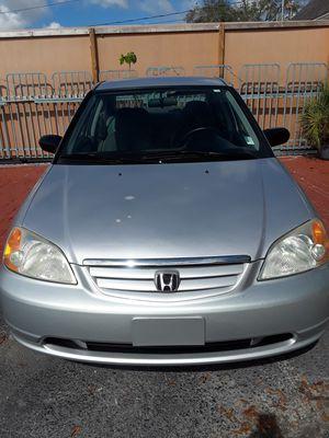 2002 Honda Civic LX for Sale in Orlando, FL