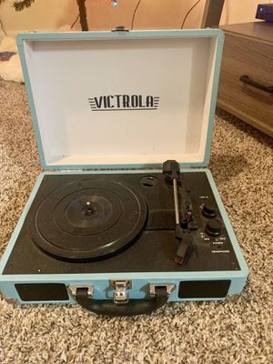 Bluetooth record player for Sale in Lewisville, TX